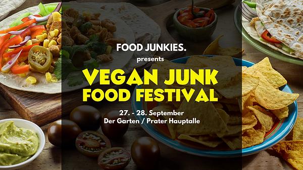 FoodJunkies_Titelbild_ VeganJunkFestival