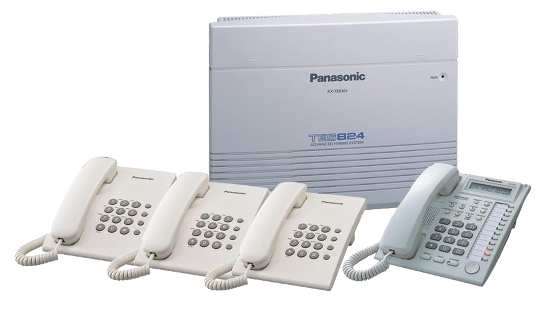 KX-TES824 PABX