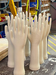 PCL Handformer casting system