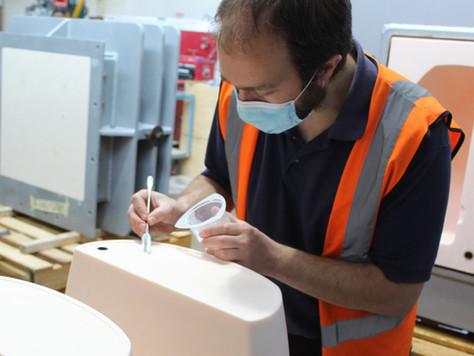 PCL Launch Revolutionary Porous Resin Mould Repair Kit