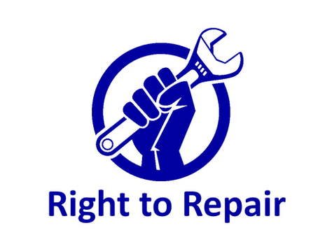 PCL supports the 'Right to Repair' law.