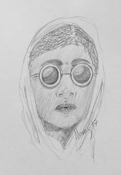 personinscarf
