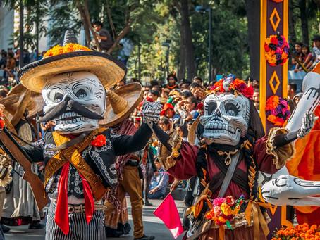 Por que é comemorado o día de los muertos no México?
