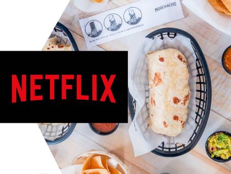 Netflix lança episódio sobre a história do burrito