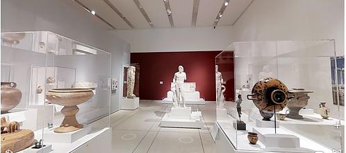 3D Museum Tours