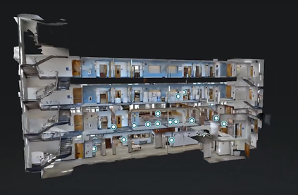 3D Office Space Scanning