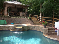 Daffin Pool Project