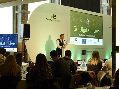 Go Digital Live! Customer Experience themed Conference