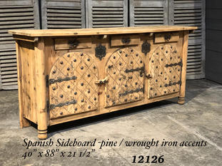 Spanish Sideboard