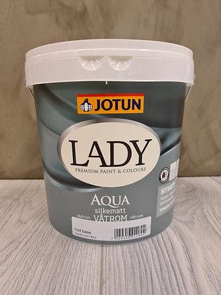 Lady Aqua Våtrom Silkematt 3L