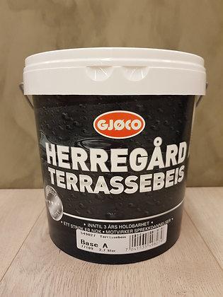 Gjøco Herregård Terrassebeis 3L