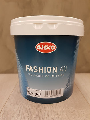 Gjøco Fashion 40 Halvblank 3L