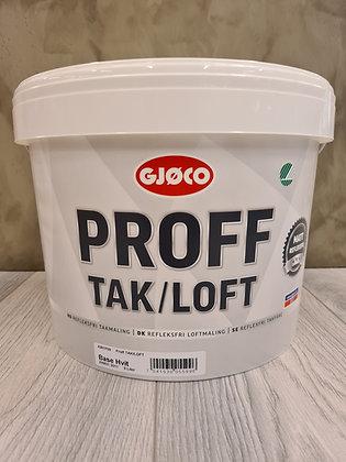 Gjøcoproff Tak 10L