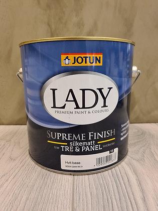 Lady Supreme Finish 15 Silkematt 3L