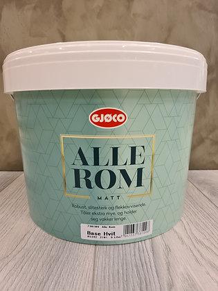 Gjøco Alle Rom Matt 05 10L