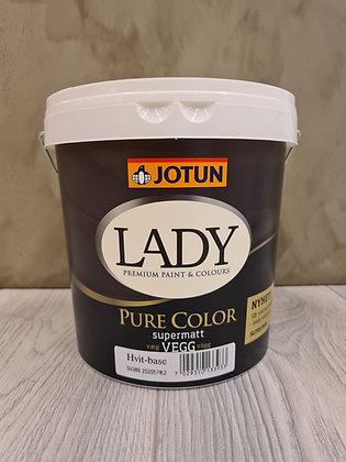 Lady Pure Color Supermatt 3L