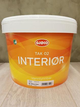 Gjøco Interiør 02 Tak 10L