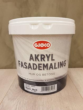 Gjøco Akryl Fasademaling 3L