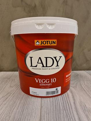 Lady Vegg 10 Silkematt 3L