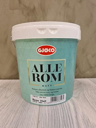 Gjøco Alle Rom Matt 05 3L
