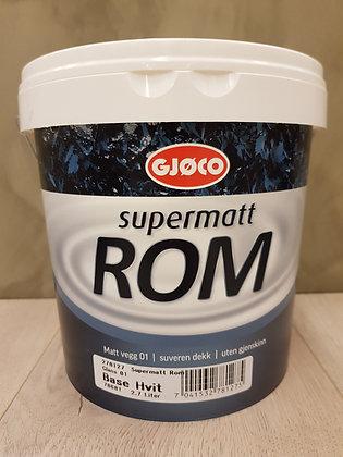 Gjøco Supermatt 3L