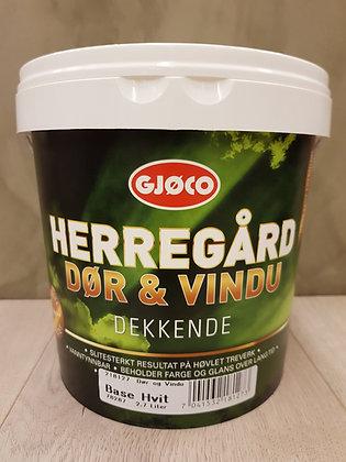 Gjøco Herregård Dør og Vindusmaling 3L