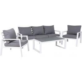 Hartman Arriga Sofagruppe Aluminium