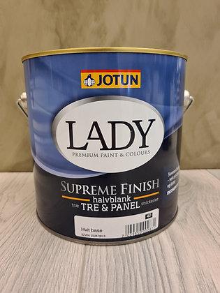 Lady Supreme Finish 40 Halvblank 3L