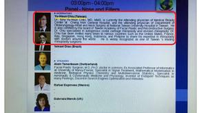 "⾥里約大冒險 -受邀""8th World Congress of Facial Plastic Surgery"" 演講有感"