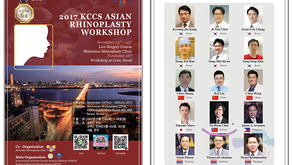 Be a Speaker at 2017 KCCS Asian Rhinoplasty Workshop ( Korean College of Cosmetic Surgery )