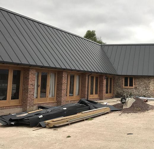 Barn Conversion, Dorset / SPASE