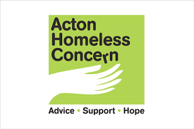 Our partnership with Acton Homeless Concern
