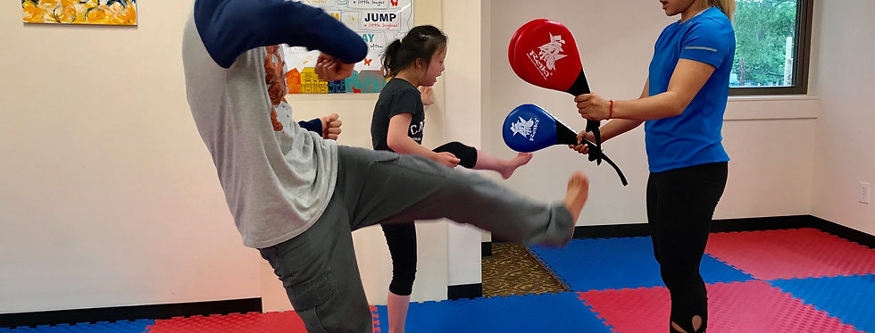 Tae Kwon Do and Fitness for Youth - 8 sessions 6:00 P.M