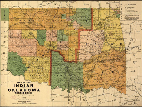 """Ep 1: The """"Five Civilized Tribes"""" And The Complicated History Between Blacks and Native Americans"""