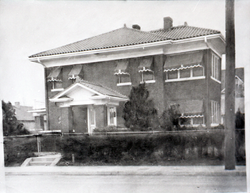 House in Greenwood in 1927