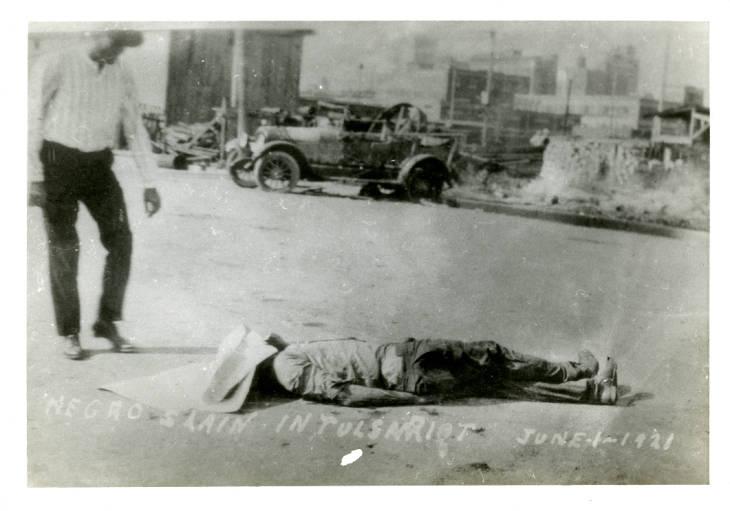 Slain victim