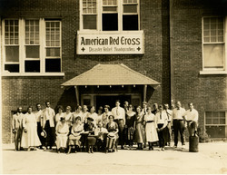Smaller The American Red Cross Disaster