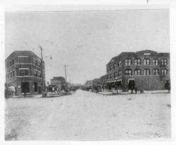 Greenwood Avenue circa 1925