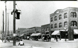 Greenwood and Archer streets,