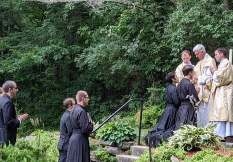 Canons Regular of St. John Cantius Annual Retreat