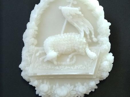 Agnus Dei Medallion Blessing