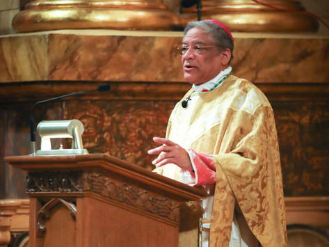 Bishop Perry's Homily - Easter, 2021