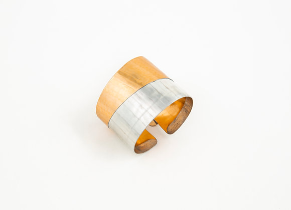 FOLD OVER CUFF Bracelet