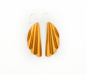 HALFMOON SPRAY EARRINGS