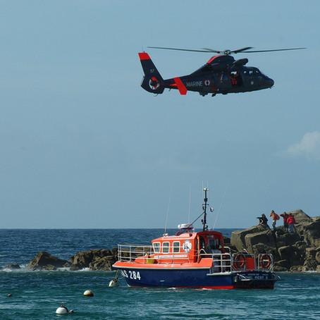 Hommage à la SNSM, l'association Nationale de Sauvetage en Mer
