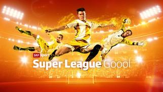 Fussball Super League