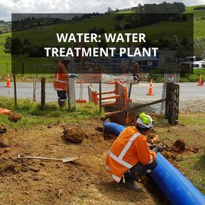 Water: Water Treatment Plant | Warkworth