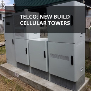 Telco: New Build Cellular Towers | Auckland
