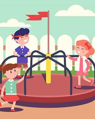 gruppo-di-bambini-che-giocano-a-gioco-in