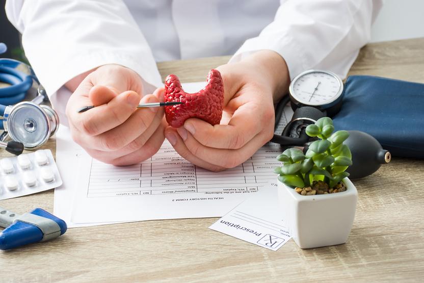 Check-up endócrino